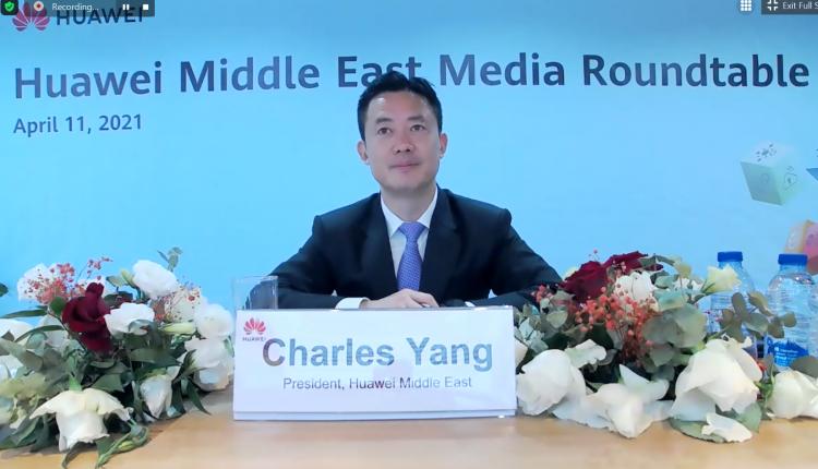 تشارلز يانغ ، رئيس شركة هواوي في الشرق الأوسط