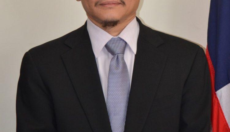 SHAHRIN MOKHTAR, Director of Tourism Malaysia – Dubai